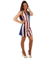 Amerikaanse vlag jurkjes