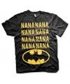 Nana Batman t-shirt zwart