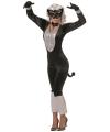 Alley de kat outfit voor dames