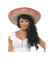 Dames Sombrero 48 cm groot