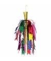 Disco glitter versiering hanger