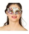 Gekleurde oogmaskers
