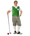 Golf speler outfit
