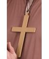 Kruis aan ketting 22 cm