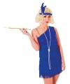 Blauwe feestjurkjes voor dames