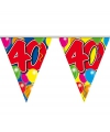 40 jaar vlaggenlijnen 10 meter