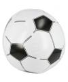 Opblaasbare voetbal 30 cm