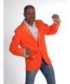 Holland colbert oranje heren