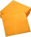 Servetten oranje 50 stuks
