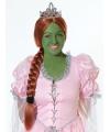 Prinses Fiona uit Shrek pruik