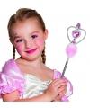 Prinses toverstokje roze