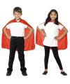 Rode tovenaar cape voor kids