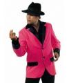 Luxe roze colbert heren