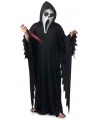 Scream verkleed kleding kinderen