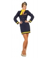 Stewardess damesuniform