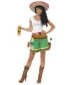 Mexicaans kostuum dames