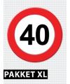 Voordeelbox 40 jaar artikelen XL