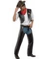 Sexy cowboy pak voor mannen