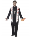 Horror priester kostuum