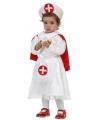 Peuter verpleegster kostuums